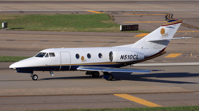 N510CL - Dassault Falcon 10 - Private