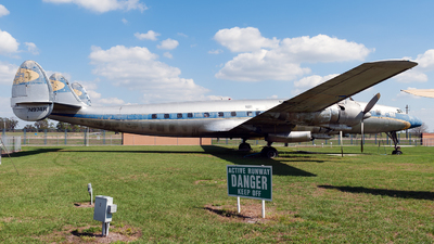 N974R - Lockheed L-1649A Super Constellation - Private