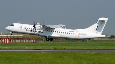 D-ANFE - ATR 72-202 - Blue Panorama Airlines (Avanti Air)