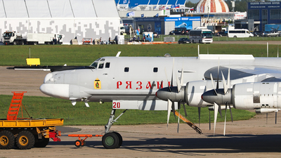 RF-94255 - Tupolev Tu-95MS Bear-H - Russia - Air Force