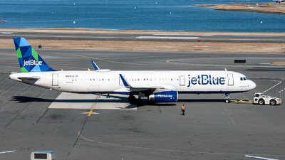 N998JE - Airbus A321-231 - jetBlue Airways