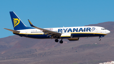 EI-EVV - Boeing 737-8AS - Ryanair