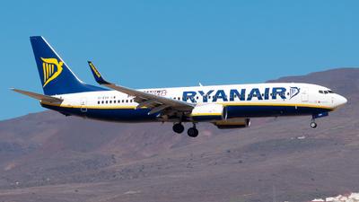 A picture of EIEVV - Boeing 7378AS - Ryanair - © Pablo Gonzalez de Leon