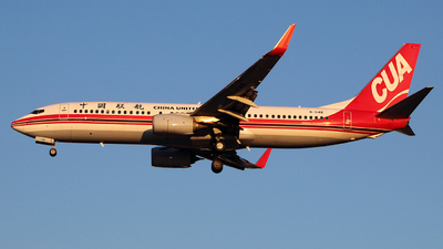 B-1148 - Boeing 737-89P - China United Airlines