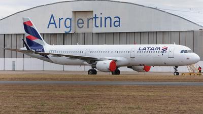 CC-BEJ - Airbus A321-211 - LATAM Airlines