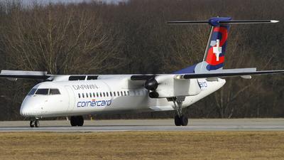 HB-JQB - Bombardier Dash 8-Q402 - Darwin Airline
