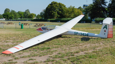 SP-3438 - SZD 51-1 Junior - Aero Club - Leszczyñski