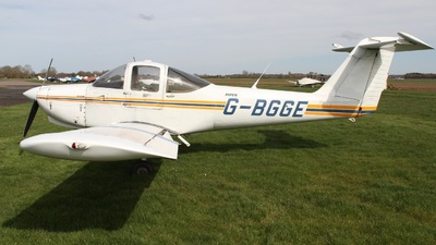 G-BGGE - Piper PA-38-112 Tomahawk - Private