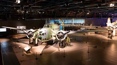NZ2013 - Lockheed Hudson IIIA - New Zealand - Royal New Zealand Air Force (RNZAF)
