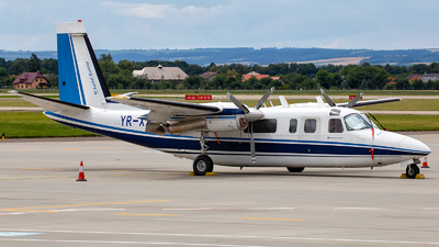 YR-XXC - Rockwell 690A Turbo Commander - Private