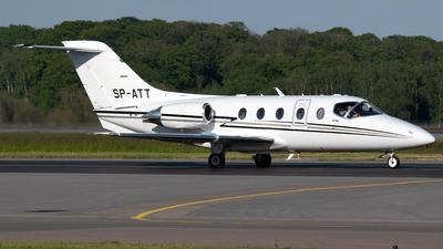 SP-ATT - Hawker Beechcraft 400A - Smart Jet