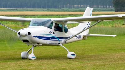 PH-4U9 - TL Ultralight TL-3000 Sirius - Adventure Flights