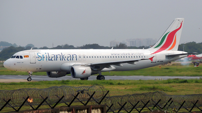 A picture of 4RABK - Airbus A320214 - [2584] - © Nizam Ashraf