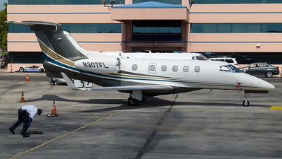 N307FL - Embraer 505 Phenom 300 - Flight Options