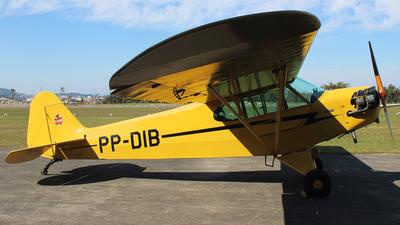 PP-DIB - Piper J-3C-65 Cub - Private