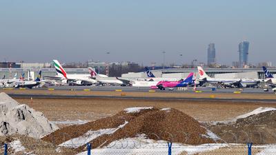 EPWA - Airport - Airport Overview
