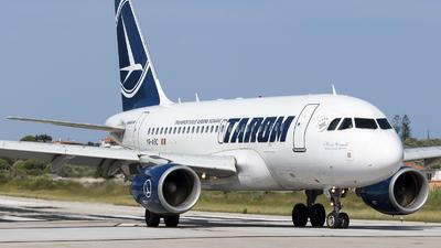 YR-ASC - Airbus A318-111 - Tarom - Romanian Air Transport