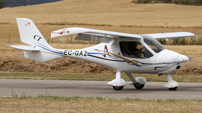 EC-GA2 - Flight Design CT2K - Private