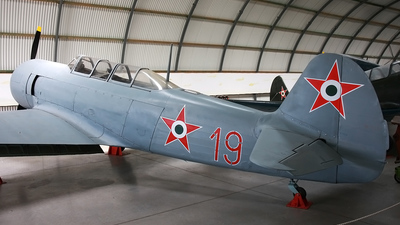 19 - Let C-11 - Hungary - Air Force