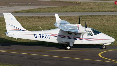 G-TECT - Tecnam P2006T - Private