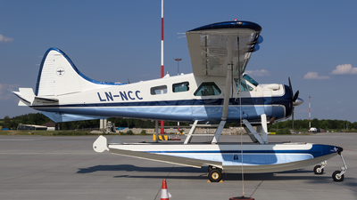 LN-NCC - De Havilland Canada DHC-2 Mk.I Beaver - Private