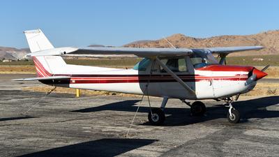 N6525P - Cessna 152 - Private