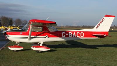 A picture of GBACO - Cessna FRA150L Aerobat - [FRA1500163] - © Daniel Schwinn
