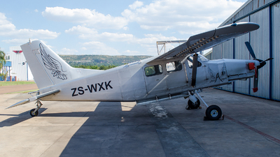 ZS-WXK - Atlas AL-60C-4M Kudu - Private