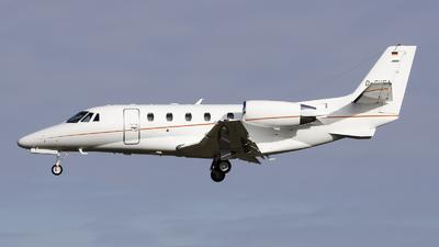 A picture of DCVFA - Cessna 560XL Citation XLS+ - [5606273] - © Theo Möhle