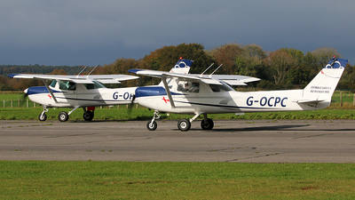 A picture of GOCPC - Cessna FA152 Aerobat - [0343] - © Brian T Richards