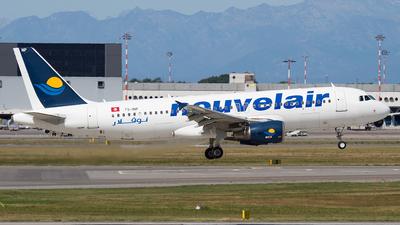 TS-INP - Airbus A320-214 - Nouvelair
