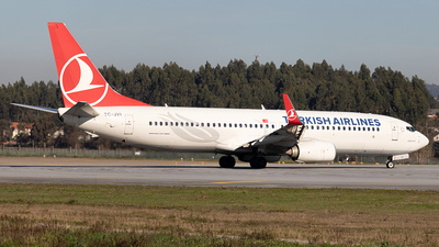 TC-JVI - Boeing 737-8F2 - Turkish Airlines