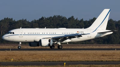 D-APGS - Airbus A319-115(CJ) - K5 Aviation