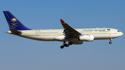 TC-OCO - Airbus A330-243 - Saudi Arabian Airlines (Onur Air)