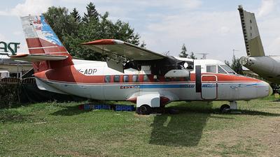 OK-ADP - Let L-410 Turbolet - Slovacky Aeroklub