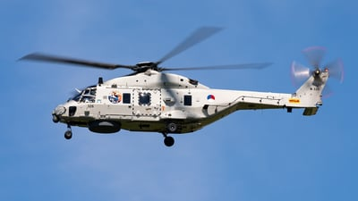 N-326 - NH Industries NH-90NFH - Netherlands - Navy