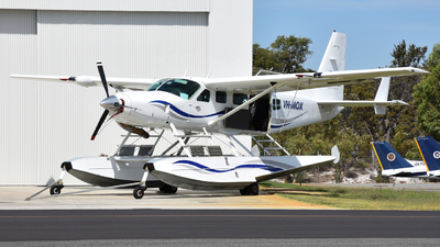 VH-MOX - Cessna 208 Caravan - Private