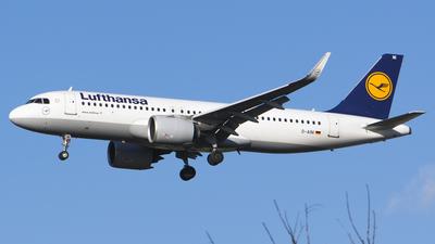 D-AINI - Airbus A320-271N - Lufthansa