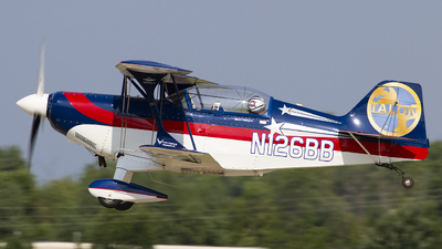 N126BB - Aviat S-2C Pitts Special - Private