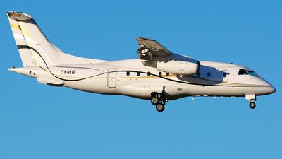 A picture of OYJJB - Dornier 328310 JET - SunAir - © Laszlo Fekete