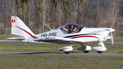 HB-SRE - Aero AT-3 R100 - AlpAviation