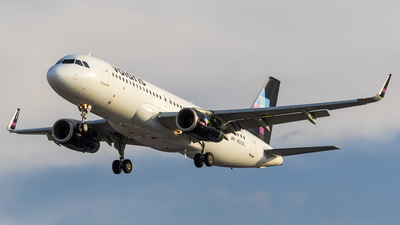 A picture of N523VL - Airbus A320233 - Volaris - © Alejandro Zárate Gtz