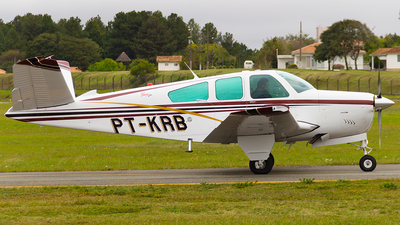 PT-KRB - Beechcraft V35B Bonanza - Private