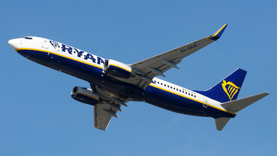 EI-DCK - Boeing 737-8AS - Ryanair