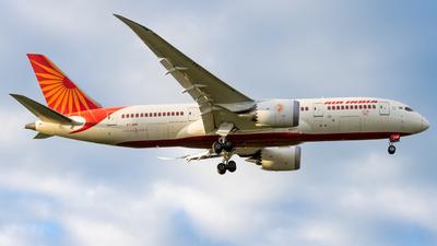 VT-ANK - Boeing 787-8 Dreamliner - Air India