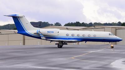N821CN - Gulfstream G450 - Private