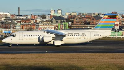 A picture of SEDSR - Avro RJ100 - [E3244] - © Adam Lanzen