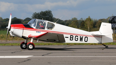G-BGWO - Jodel D112 - Private
