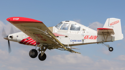 4X-AVM - Thrush Aircraft S2R-T34 - Chim-Nir Aviation
