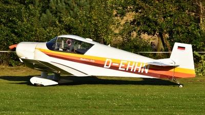 D-EHHN - Jodel D112 - Private